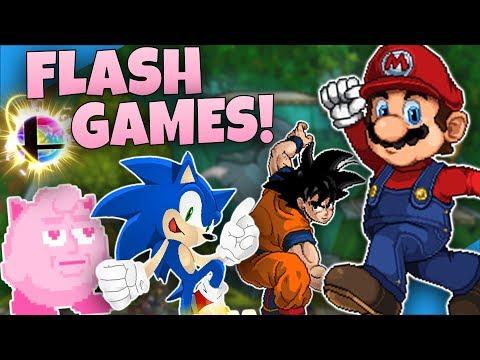 SUPER SMASH FLASH GAMES! - Diamondbolt