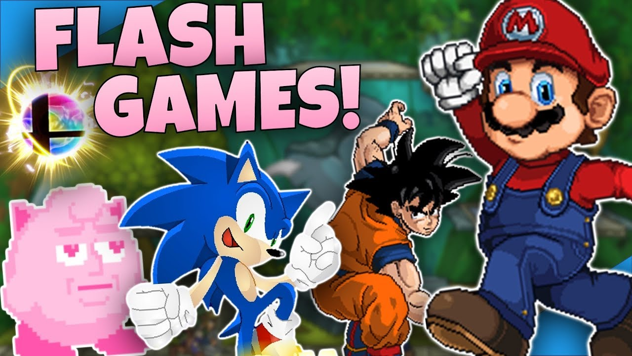SUPER SMASH FLASH GAMES! – Diamondbolt