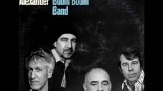 Willlie Alexander and The Boom Boom Band - Radio Heart