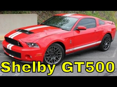 2011 ford mustang shelby gt500 review start up engine. Black Bedroom Furniture Sets. Home Design Ideas