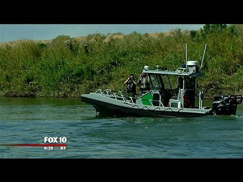 US Border Patrol operates marine unit on Colorado River