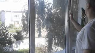 Термоизолирующая плёнка на окна(, 2015-09-10T06:16:27.000Z)