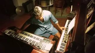 A Whiter Shade Of Pale - Procol Harum  the organ and piano part By Delmastro Filippo