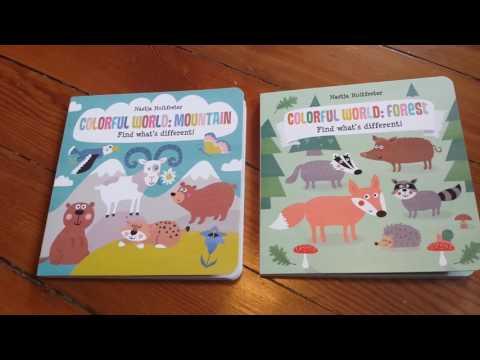 Usborne Books & More- Colorful World