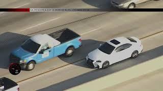 11/16/18: Dangerous Freeway Pursuit During Afternoon Commute - Unedited