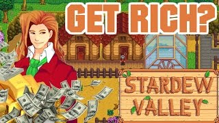 THE BEST MONEY GUIDE! - Stardew Valley - My Money Making Tips!