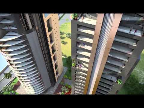 Live the experience of EKO Pearl Towers - Lagos, Nigeria