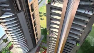 Live the experience of EKO Pearl Towers - Lagos, Nigeria