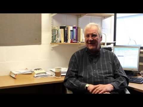Working in the Cultural Industries - Interview with Richard Sharpe