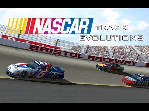 NR2003 - NASCAR Track Evolutions (Bristol)