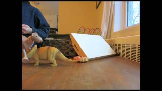 Dino vs. The Dromedary