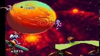 Earthworm Jim Walkthrough