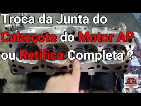 Troca da Junta do Cabeçote Motor AP ou Retifica Completa ? DR Auto Mecânica N°151