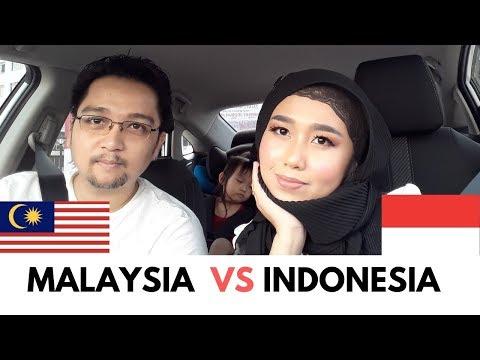 BAHASA MALAYSIA VS BAHASA INDONESIA | EXTREME !! | Righaz Family | Vlog Keluarga