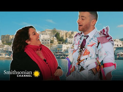 This Greek Island Has Been Partying for 2,500 Years | Smithsonian Channel