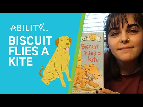 Biscuit Flies a Kite | Story Time with Ability KC