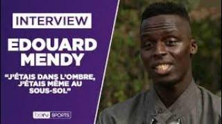 Interview Edouard Mendy Bein Sport version wolof
