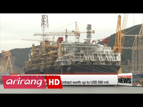 Daewoo shipbuilding makes a comeback with new Greek contracts