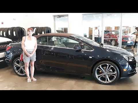Testimonial Review by Irene: 2019 BUICK CASCADA at King O'Rourke in