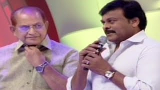 Mega Star Chiranjeevi | Allu Arjun | Superstar Krishna at Santosham Film Awards 2014