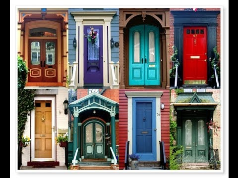 Paint Your Front Door   Colorful Ideas To Increase Your Curb Appeal    YouTube