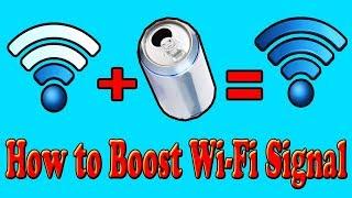 видео Как усилить сигнал wifi 2018