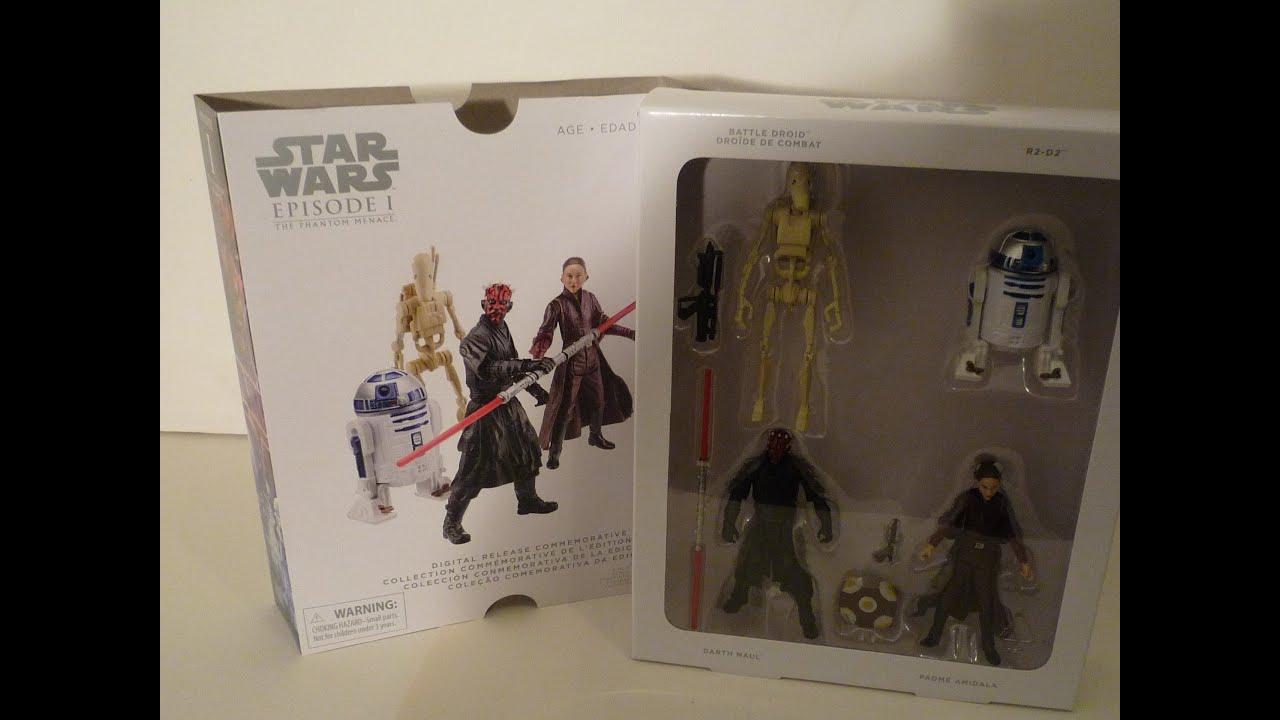 Star Wars Episode 1 Digital Release Commemorative ...
