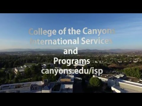 A Day in the Life of an International Student at College of the Canyons