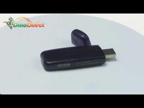 High Speed IEEE 802.11g 54M Wireless USB Network Adapter