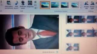 How to Rotate Videos with Windows Movie Maker easy way