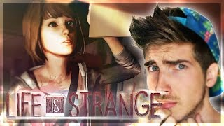 THIS IS SO DEPRESSING! | Life Is Strange - Episode 4 - Dark Room | [1]