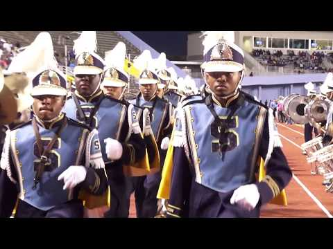 Southern University Human Jukebox Fall 2012 Highlights