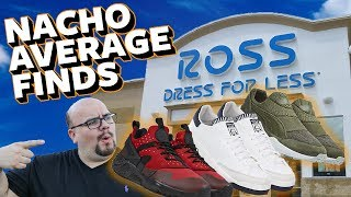 Ross finds *in store* nike huarache uitlity | stampd la x puma collab + more