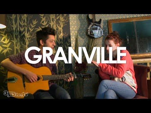 Granville - La Robe Rouge - Acoustic [ Live in Paris ]