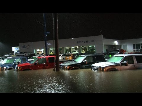 EPIC Ford Dealership FLOOD