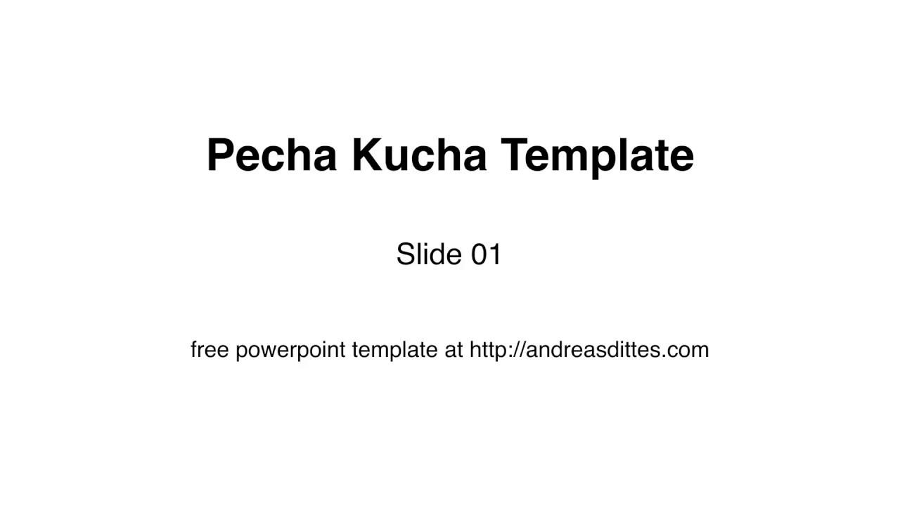 Pecha kucha template download youtube pecha kucha template download pronofoot35fo Images
