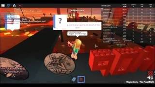 Playing Roblox STD part two