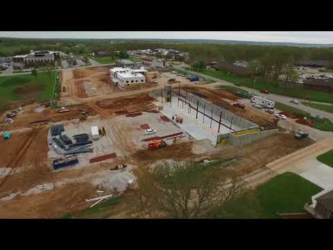 Bolivar Technical College -The Building Of Our New Campus