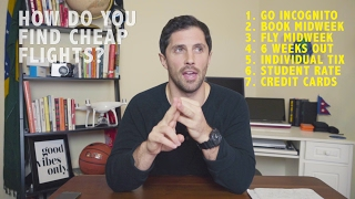How to Plan Your Trip Abroad (Cheap Flights, Travel Insurance, Language Learning Tips, etc)