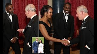 Meghan Markle news: Idris Elba praises Prince Harry girlfriend Meghan Markle