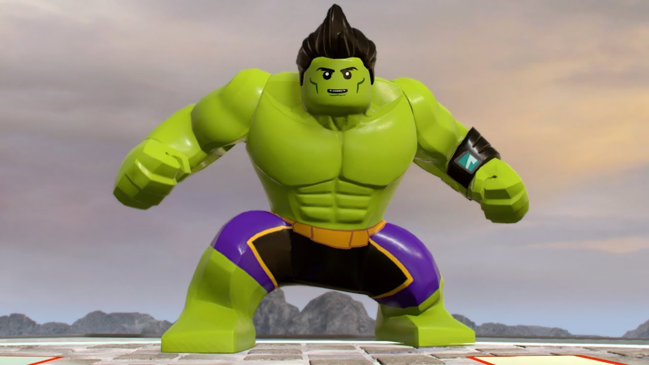 LEGO Marvel Super Heroes 2 - Totally Awesome Hulk - Open ...