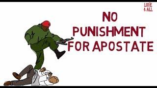 APOSTASY AND ISLAM