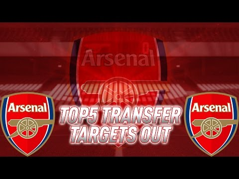 Top 5 Potential Arsenal Players Leaving This January Transfers Rumours