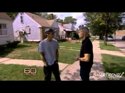 Eminem Shows Hometown to '60 Minutes' Viewers