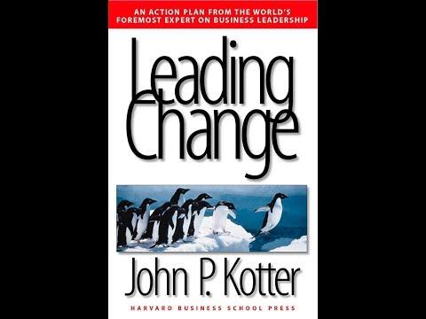 Leading Change (Part 1)
