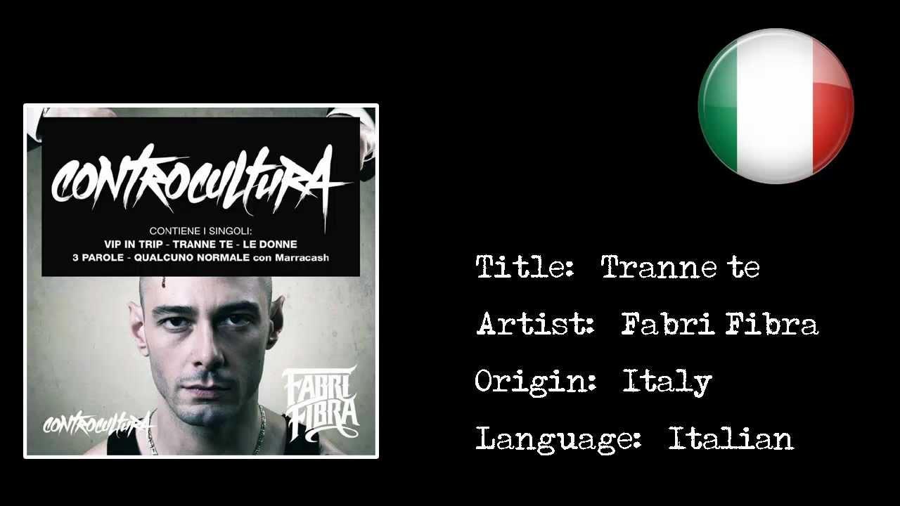 [Italian Rap] Fabri Fibra