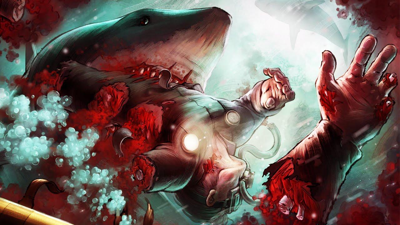 Shark Orgy 70