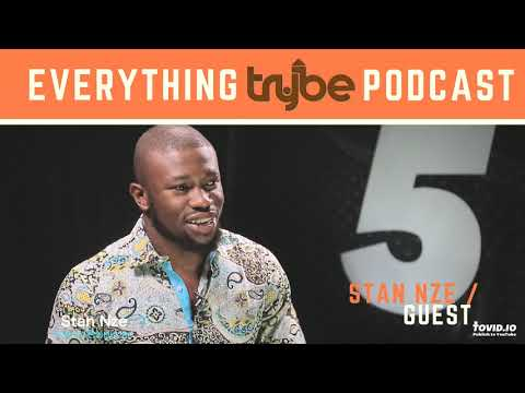 Nollywood actor Stan Nze & Host Dorcas on 'Packaging' and Lies celebs tell| Everything Trybe Podcast