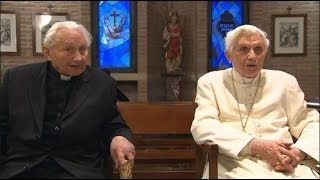 Herzlichen Glückwunsch, Georg Ratzinger!