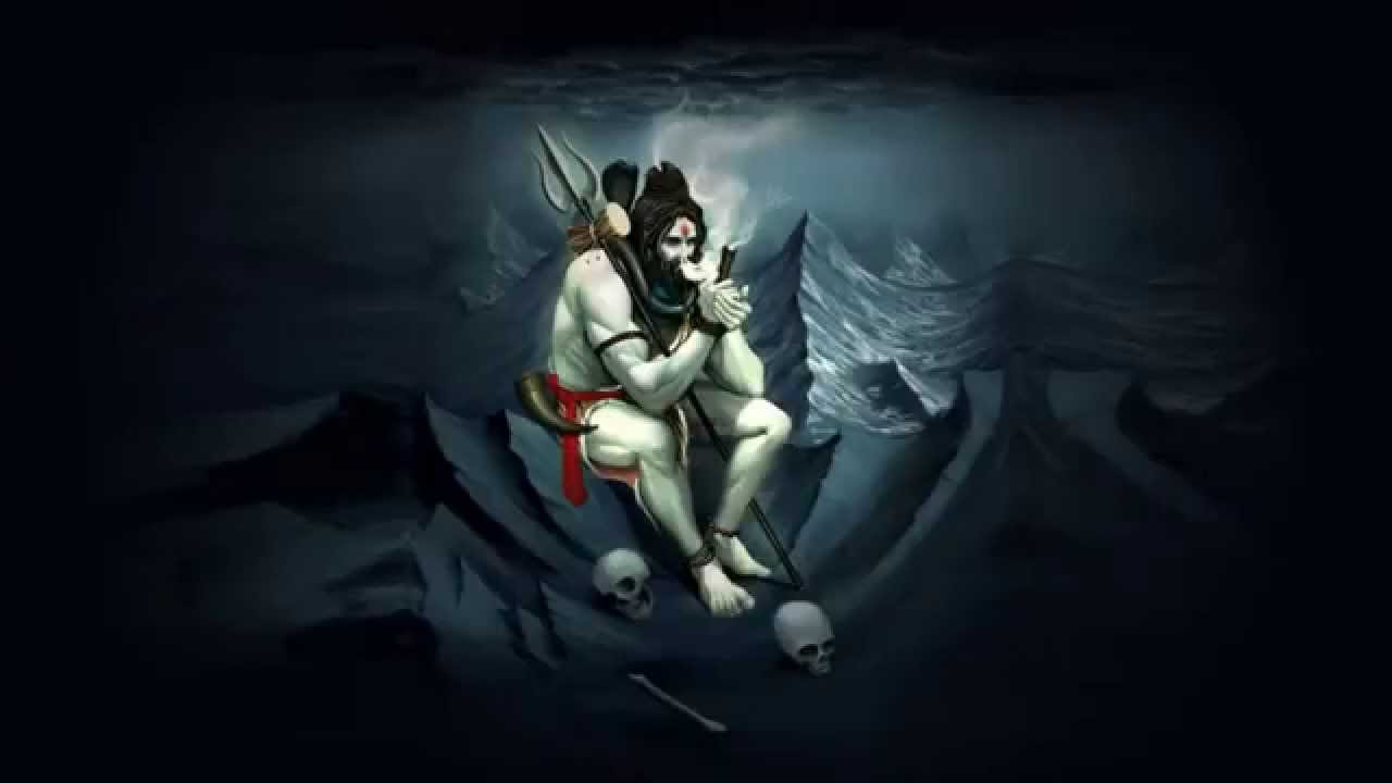 Shiva Smoking Chillum Hd Wallpaper Bob Marley Bum Bhole Nath Hd Youtube